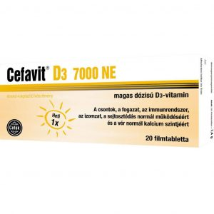 Nagy dózisú D-vitamin