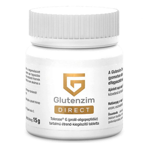 glutén bontó enzim